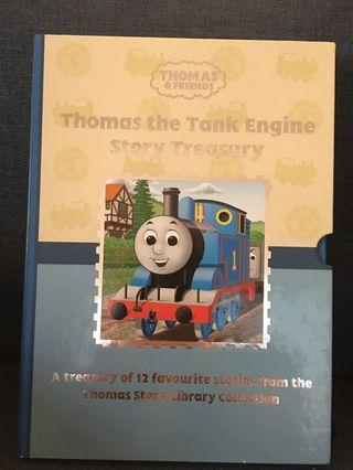 Thomas 硬皮書