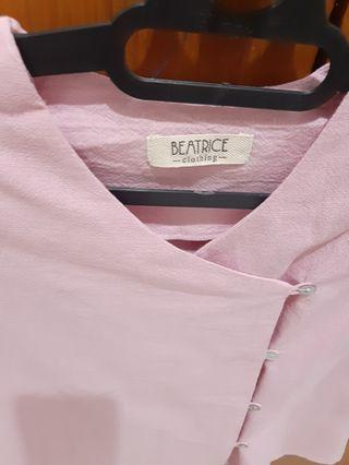 Beatrice Clothing Pink