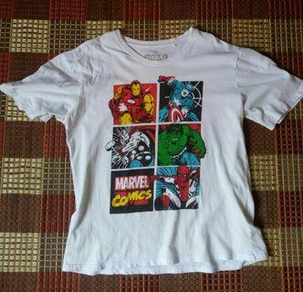 Marvel Comics Avengers T Shirt