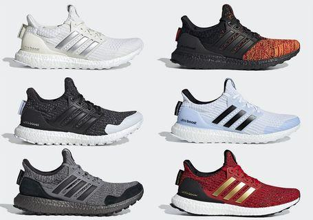 Adidas Game of Thrones Complete Collection