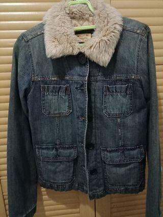 Jacket jeans Abercrombie original Unisex
