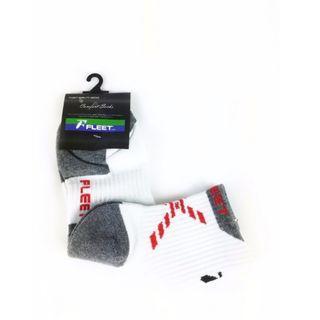 [Ready Stock] - Fleet Badminton Socks