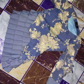 #MGAG101 Baju kurung modern wajie ibrahim
