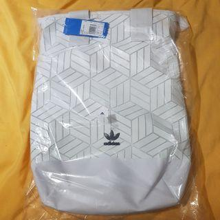 Adidas issey miyake 3d backpack white
