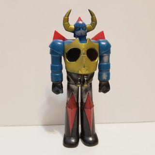 Popy 17cm版 中膠 宇宙飛龍 金剛 中古品 膠公仔 Gaiking sofubi soft vinyl bullmark medicom evolution toys