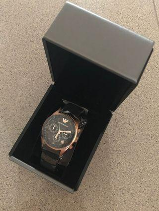 (BNIB) Armani Emporio Sportivo series watch (Female)