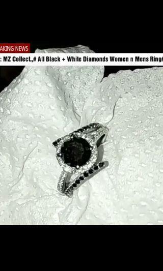 Black Diamonds twin + White Diamonds Women