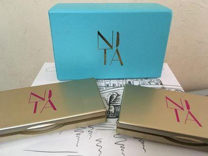 Nita cosmetics Grand Palace Eyeshadow Palettes