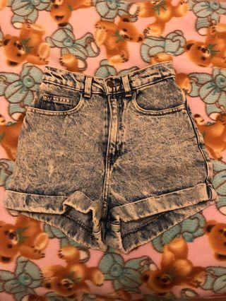 American Apparel Size 24 Shorts