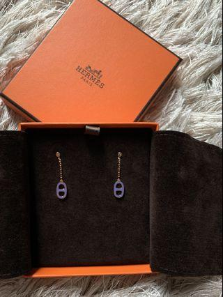 💯Authentic Hermes earring!