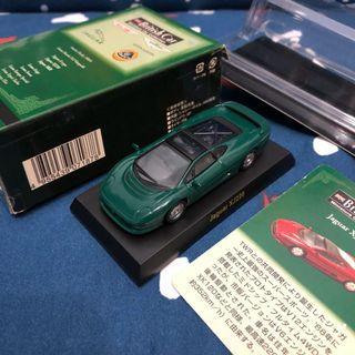 Kyosho 1/64 Jaguar XJ220