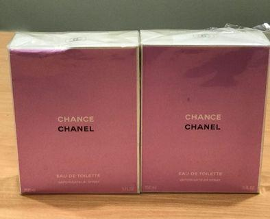 Chanel Chance EDT 150 ml RRP above 300