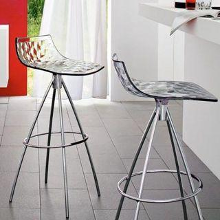 Ice BarStool by Calligaris - 2 units!