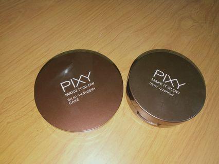 Pixy cushion & powder