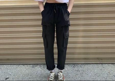 🚚 工裝褲