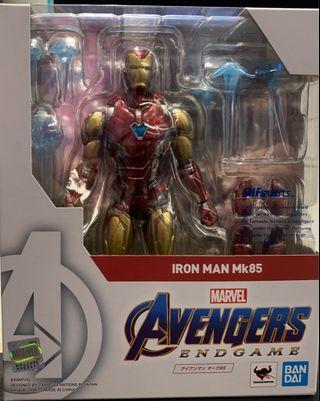 [YH]全新 SHF 鋼鐵俠 Ironman Mark 85 MK 85 復仇者聯盟 Avengers 4