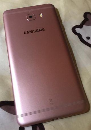 Samsung Galaxy C9 Pro (Pink) 二手 粉紅色