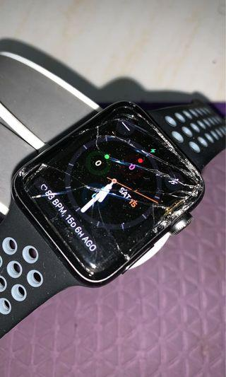 Iwatch seri 2 42mm