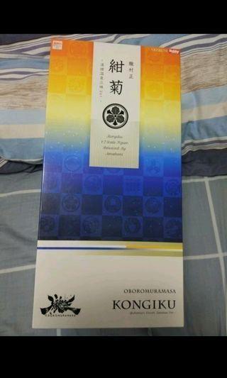 日版限定版1:7 OBOROMURAMASA KONGIKU 朧村正( 紺菊 )湯煙温泉三昧 Ver.