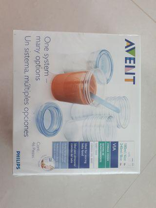 🚚 Avent Food Storage Cups