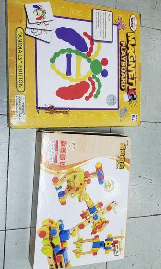玩具 x 2