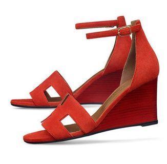 💯 Authentic Hermes legend sandal
