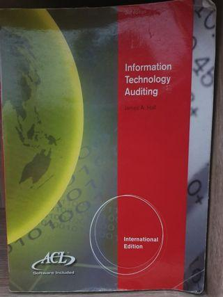 Information Technology Auditing 3rd edition James A. Hall