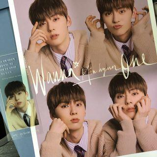 Wanna One Photo Essay 2 member set