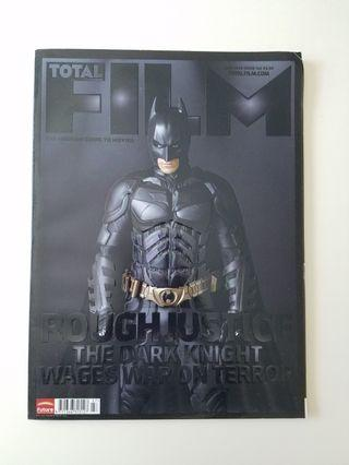 Magazine - TOTAL FILM, ISSUE 143. JULY 2008. Rough Justice The Dark Knight Wages War on Terror