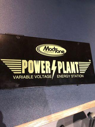 Modtone Power Supply for guitar pedals
