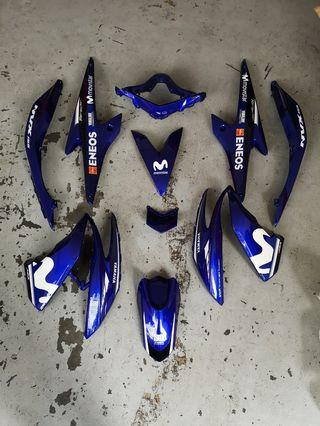 yamaha nvx gp edition cover set