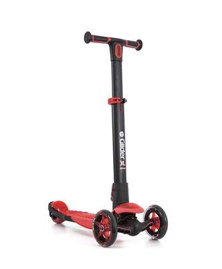 *instock* Yvolution Y Glider XL Deluxe Scooter Red