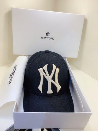 MLB✘Gucci 棒球帽