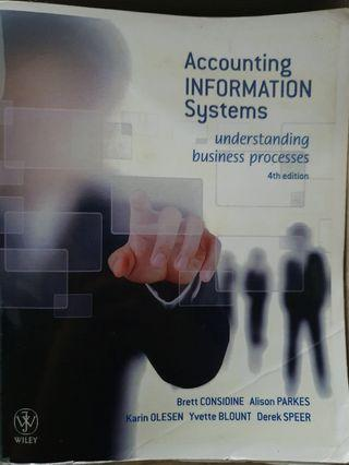 Accounting Information Systems (Understanding Business Process) 4th edition
