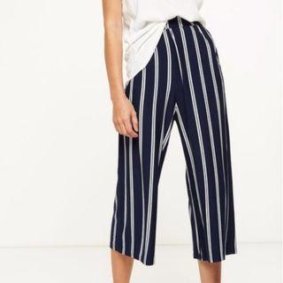 Cotton On Stripes Culottes
