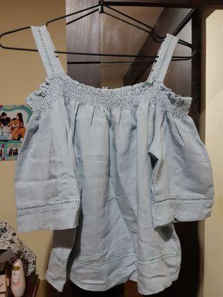 Baju sabrina / atasan sabrina / blouse sabrina