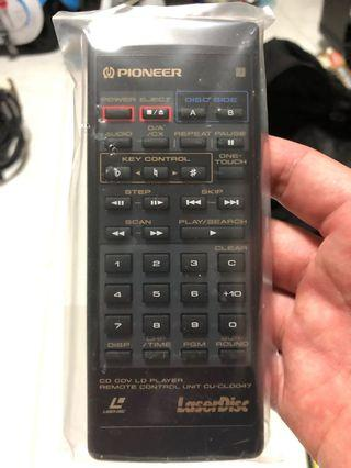 Laser Disc remote control