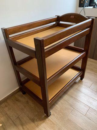 Boori Country Baby Change Table