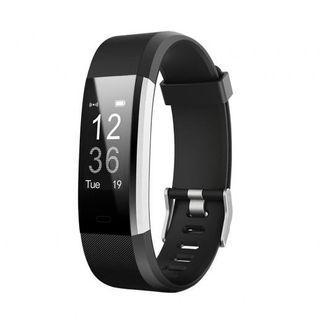 🚚 Smart Bracelet Sports Wristband Fitness Tracker Heart Rate Monitor