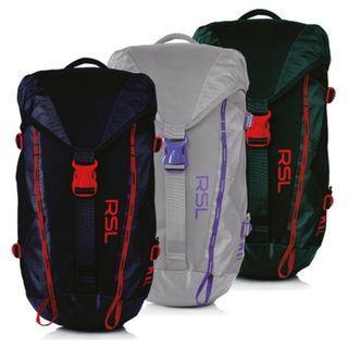 [Ready Stock] - RSL Backpack (Navy Blue left)
