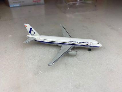 herpa 1:500 airbus A320-200 Vietnam