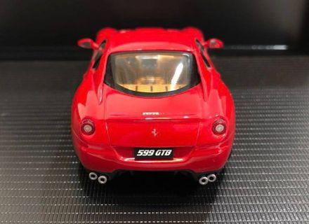 1/43 Enterbay Ferrari 599 GTB model car