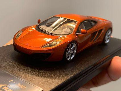 1/43 Fline MP4-12C #1 of 300
