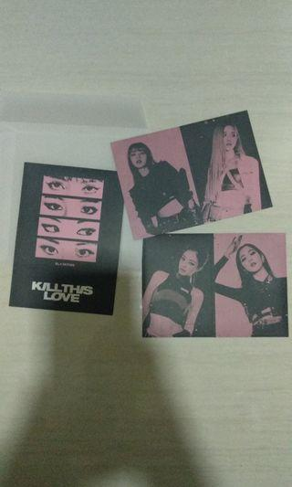 🚚 BLACKPINK KILL THIS LOVE STICKERS