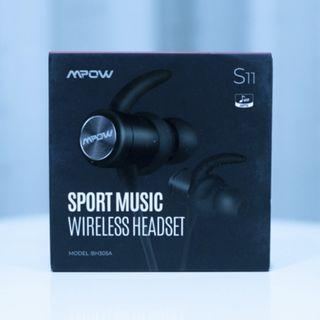 Mpow S11 Review | Bluetooth 5.0 Sport Earbuds with aptX