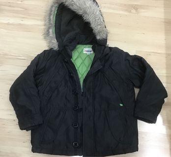🚚 Giordano男童冬季鋪棉外套(5~6歲)