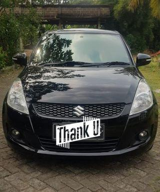 Suzuki Swift GX 2016 Manual Hitam Gress