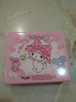 🚚 My melody container