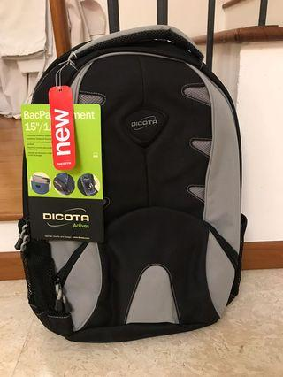 All-purpose Notebook backpack with rain protection