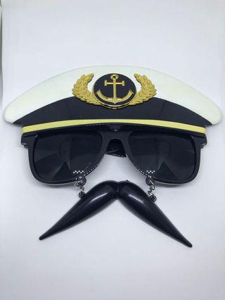 Captain Eyewear Costume